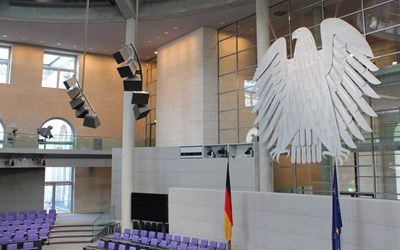 Deutscher Bundestag, Berlin